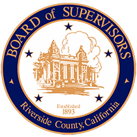 The Riverside County Board of Supervisors